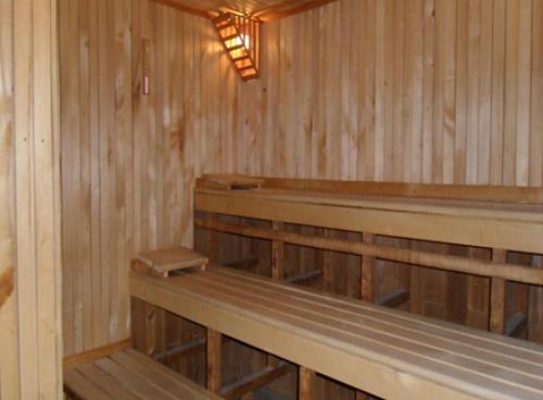 Sauna Mit Husten